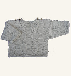 Baby-strik i &;pura lana&;, økologisk uld, p. 4